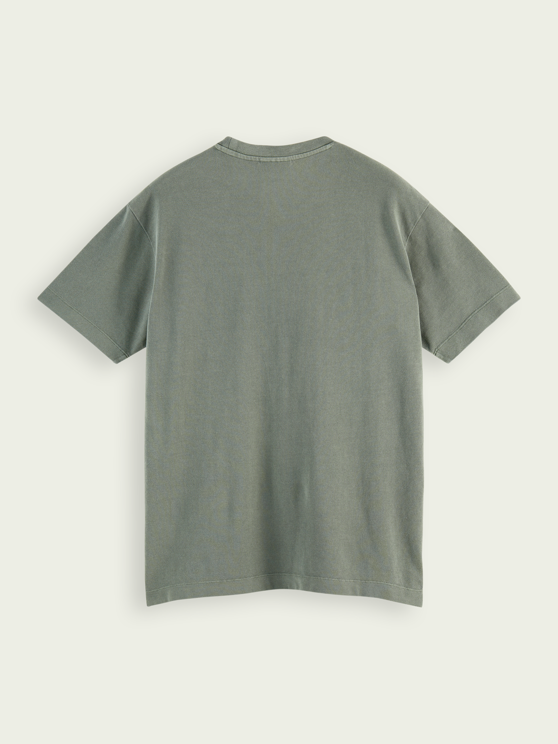Men Relaxed-fit organic cotton T-shirt