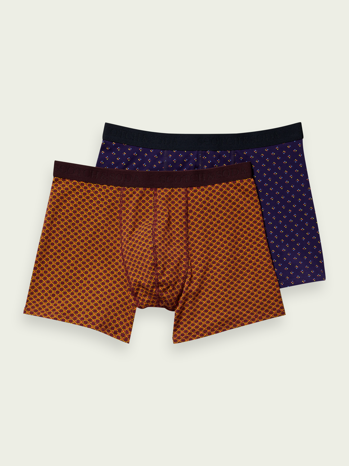 Men Classic boxer shorts - 2 pack