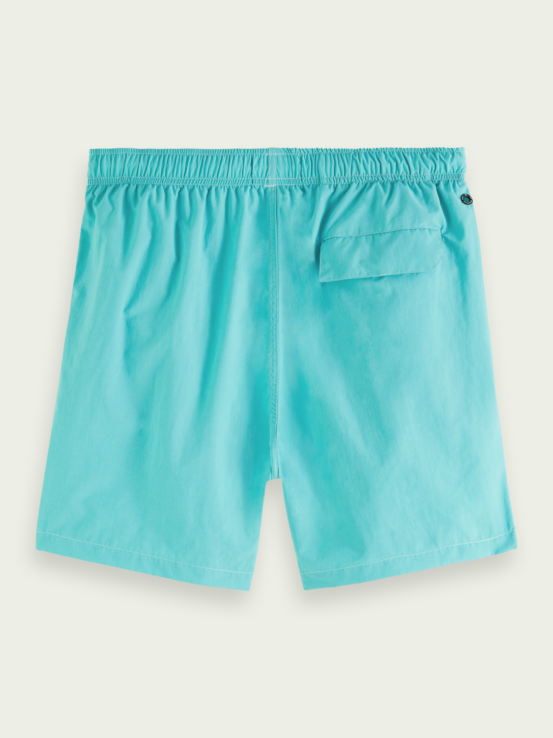 Men Mid-length recycled nylon swim shorts