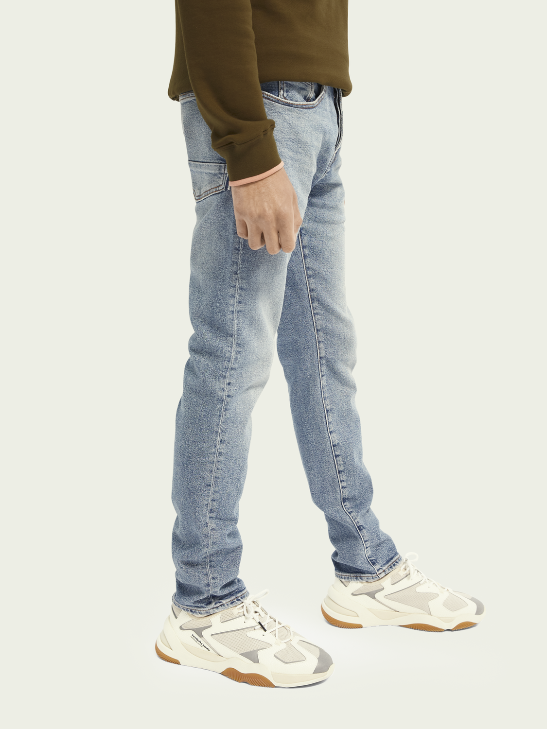 Heren Ralston regular slim fit jeans – Ride It Out