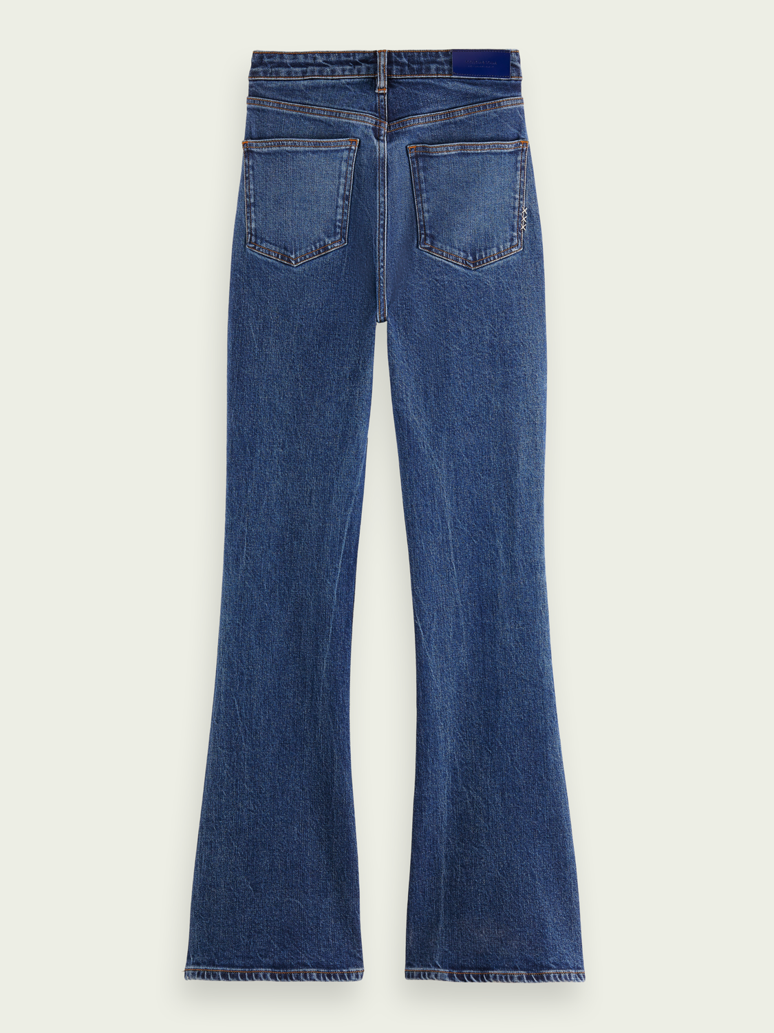 Women The Charm high-rise flared jeans ─ Take Me Out