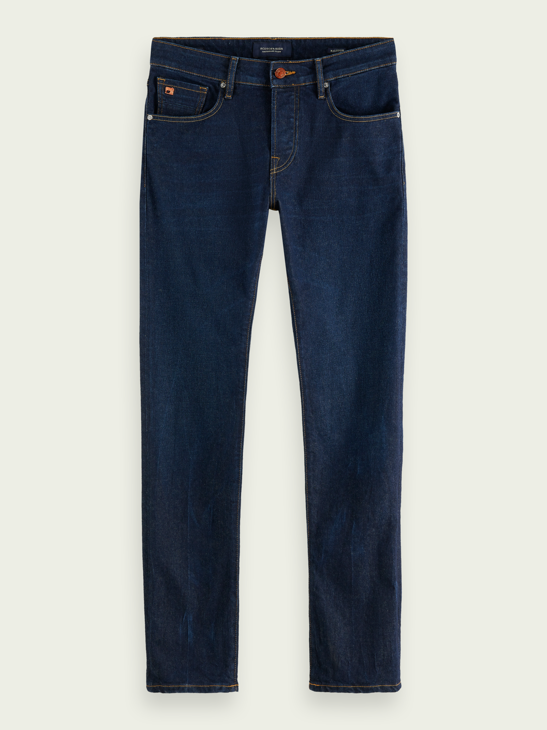 Men Ralston regular slim-fit jeans - Dense Night