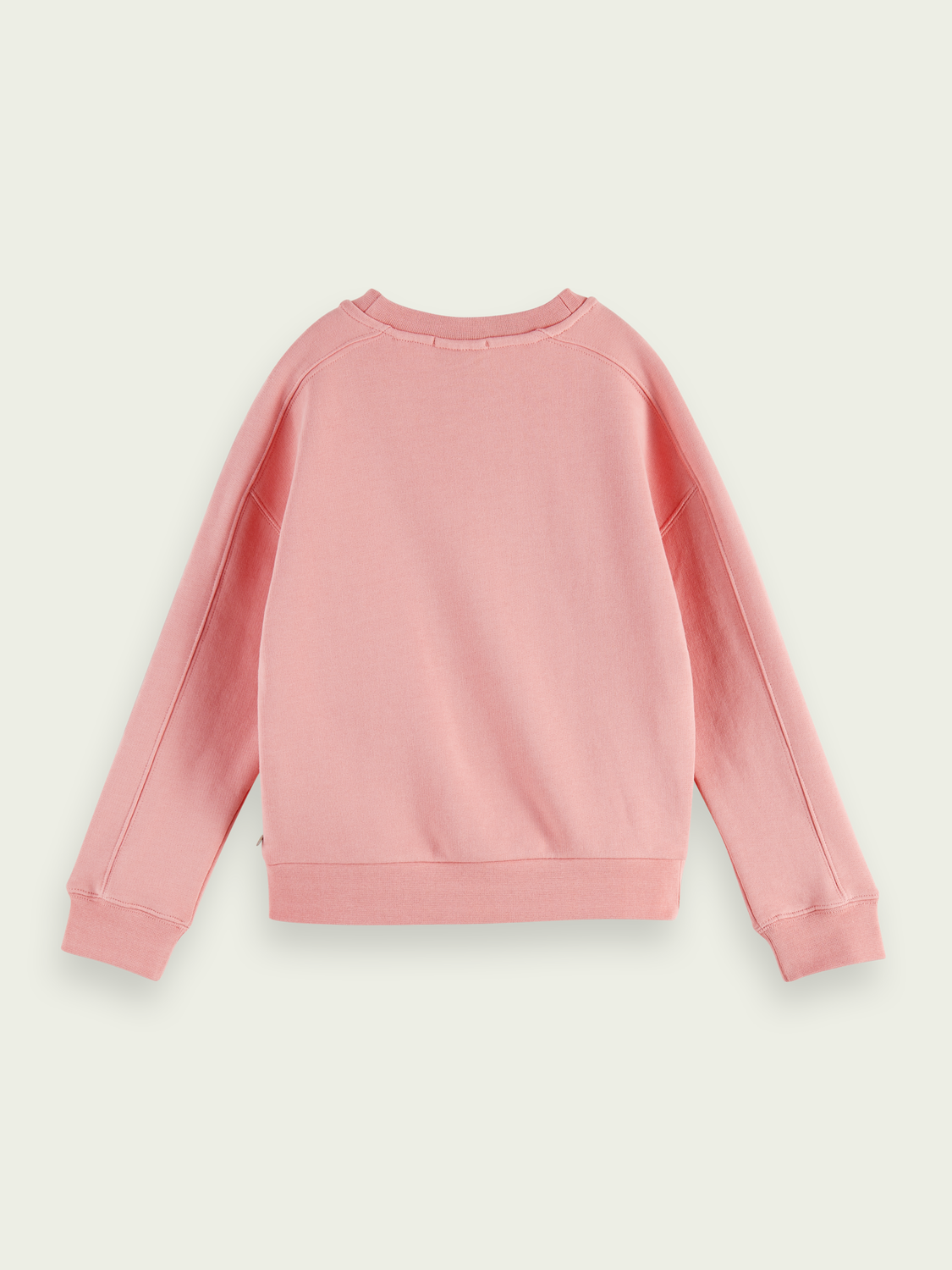 Kids Relaxed-fit graphic cotton sweatshirt