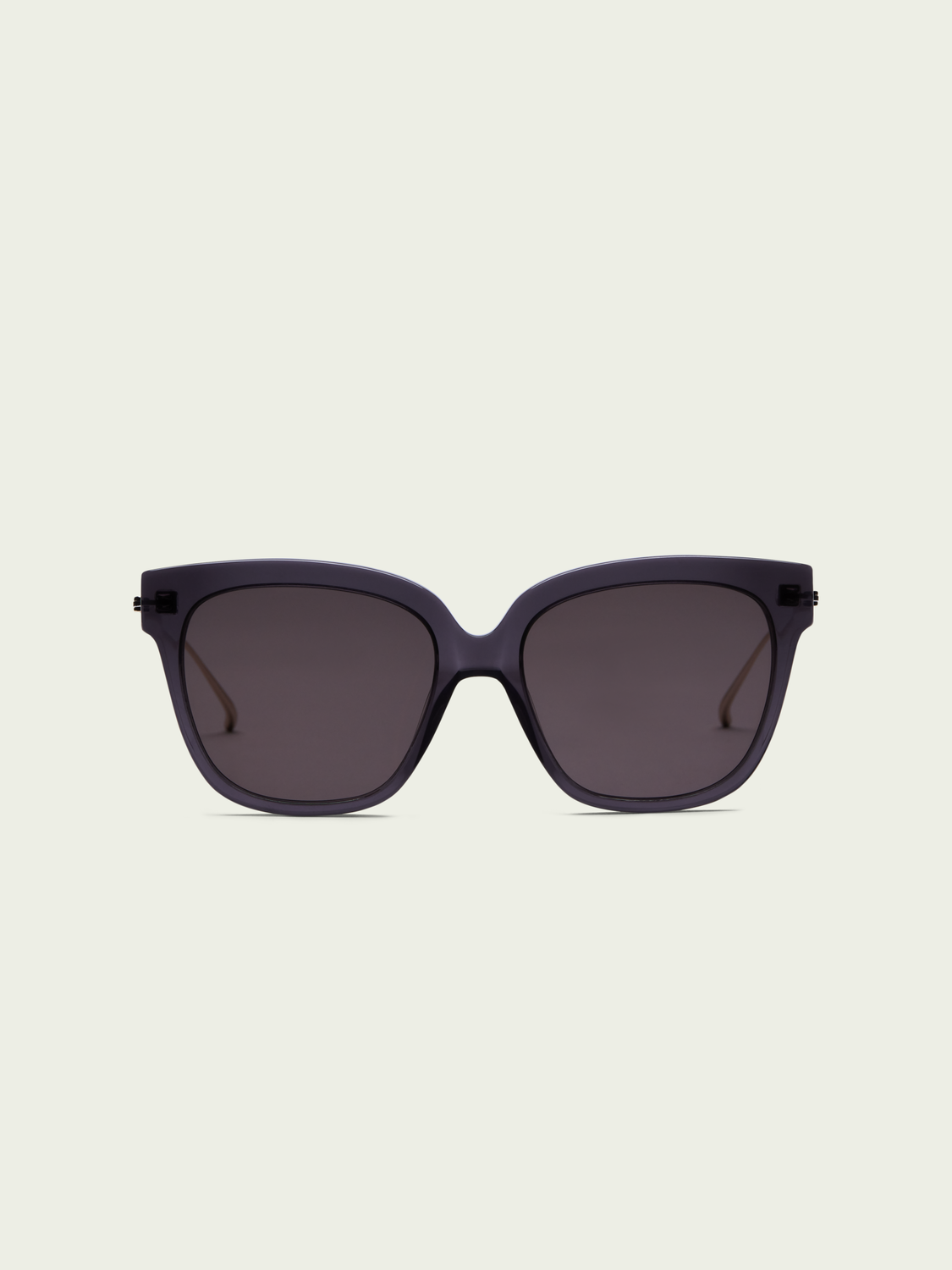 Women Lafayette oversized cat-eye sunglasses