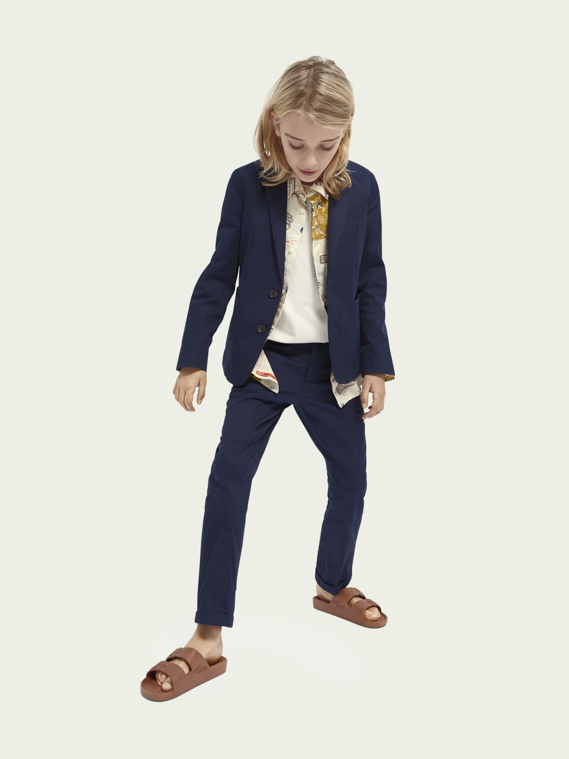 Kids Cotton suit