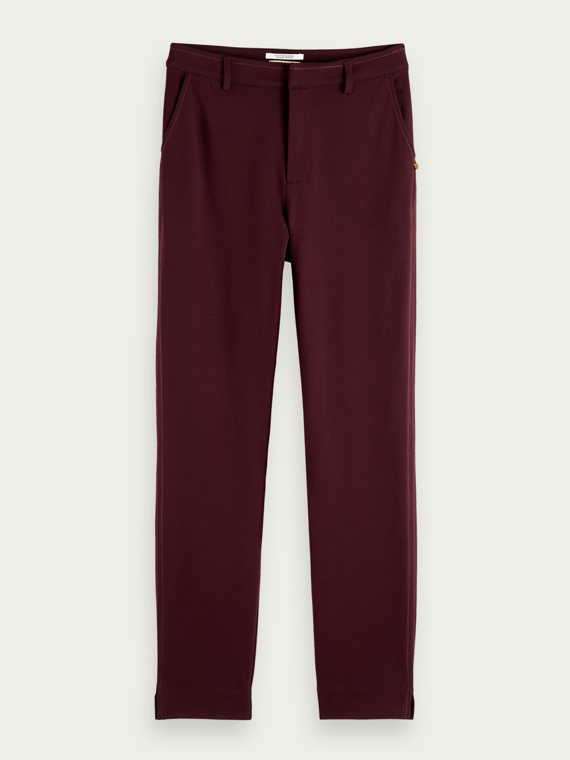 Dames Lowry slim fit tapered broek