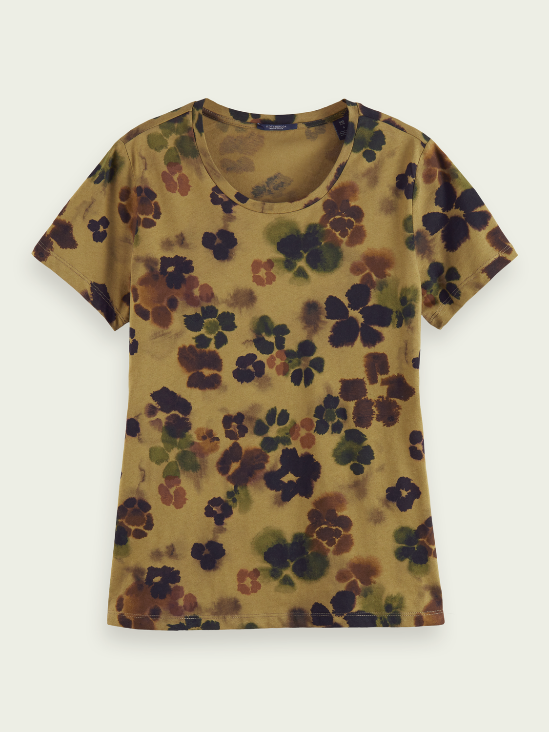 Women Pattern cotton T-shirt