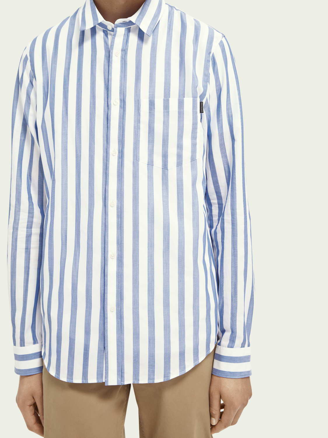 Men Patterned relaxed-fit shirt