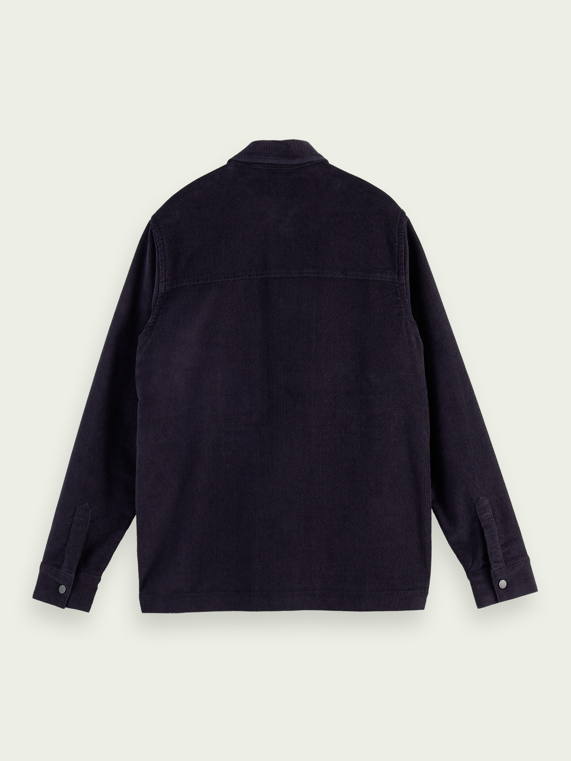 Men Cotton corduroy jacket