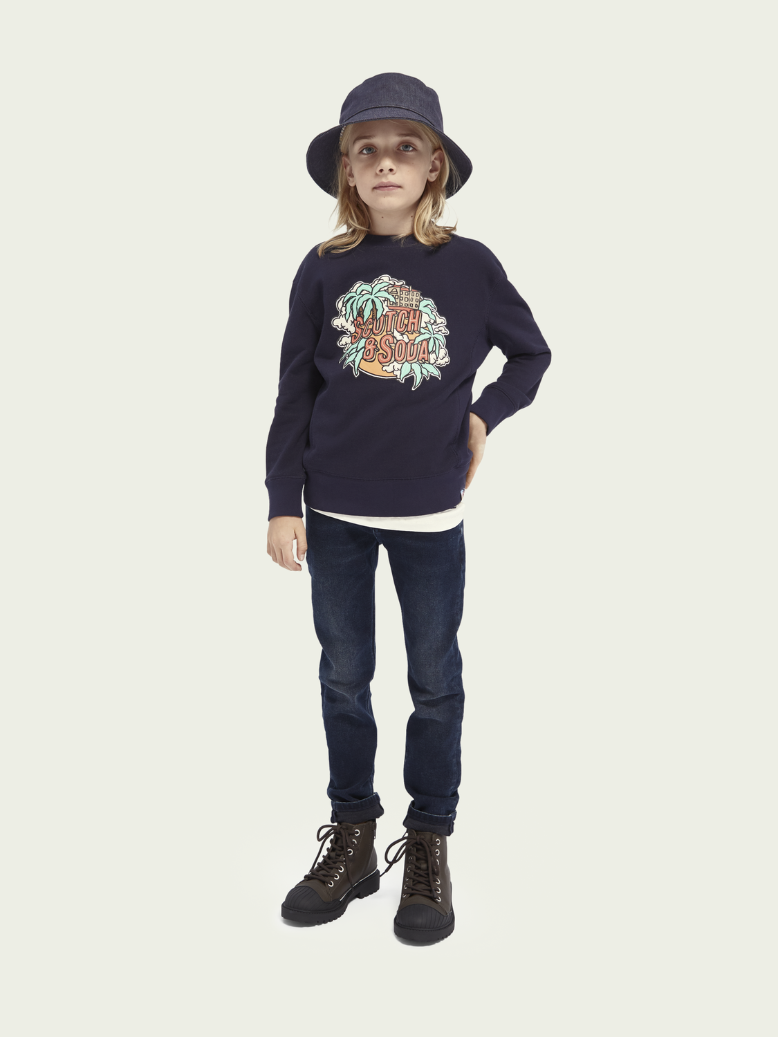 Kids Tigger super-skinny jeans - No Nonsense