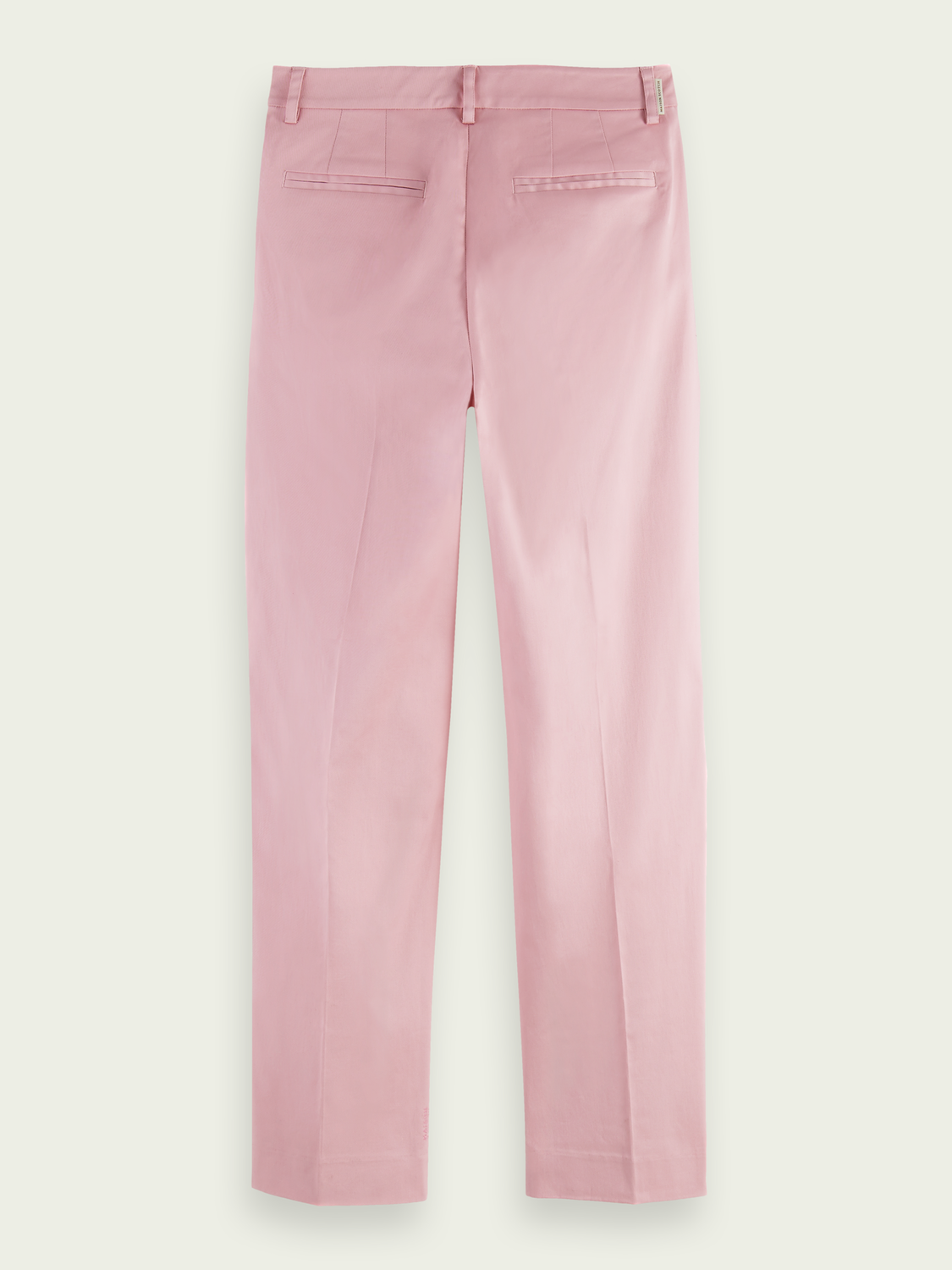 Women Abott regular-fit  organic cotton chino