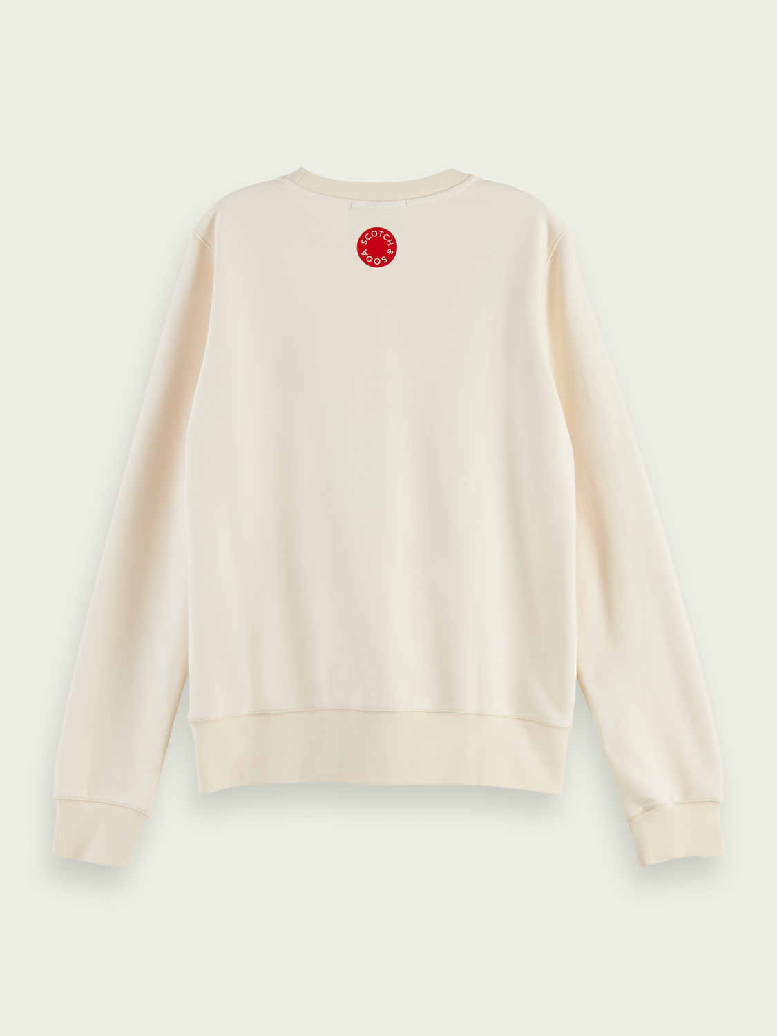 Women Graphic organic cotton-blend sweater