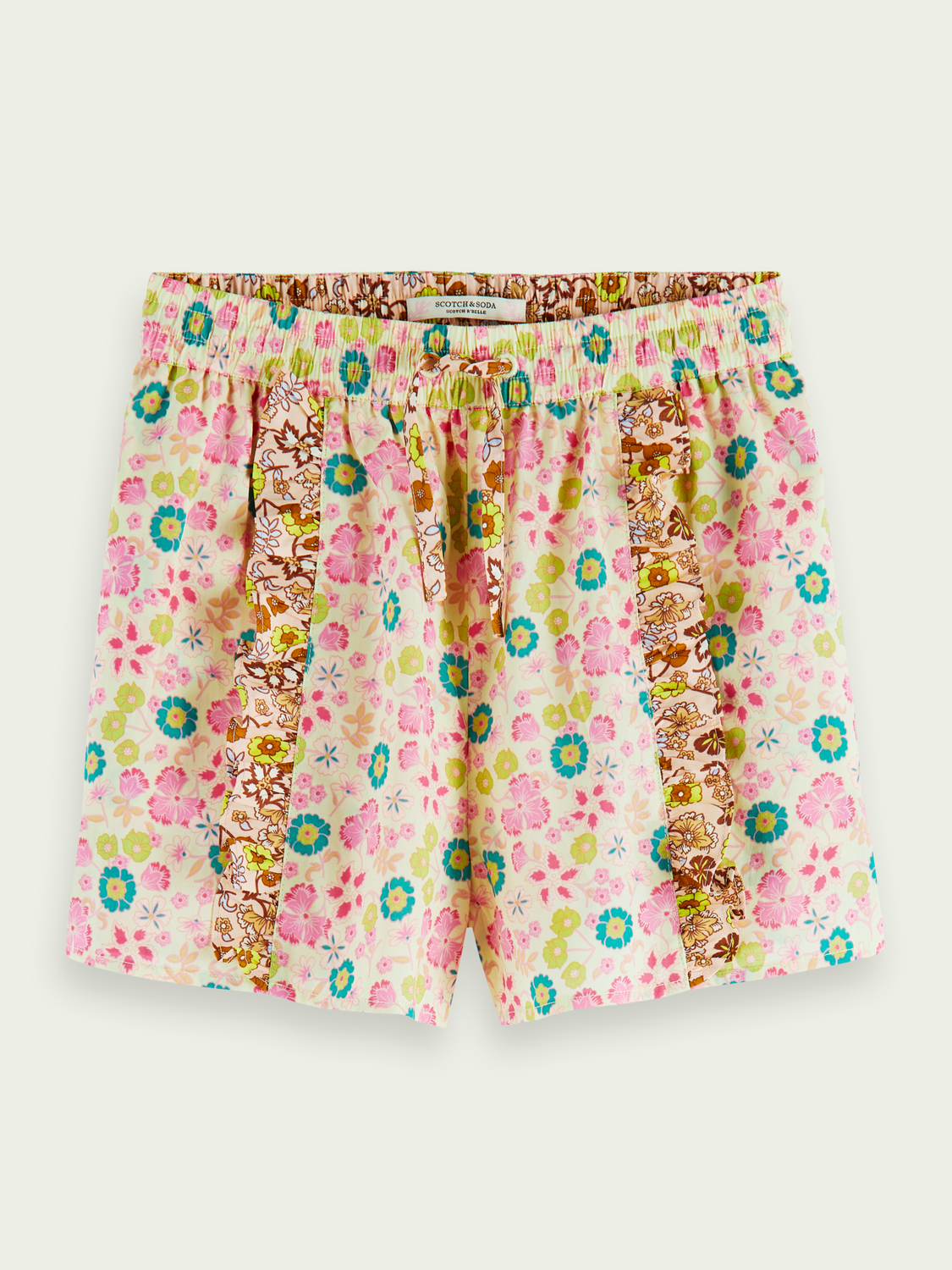 Kids Printed organic cotton short