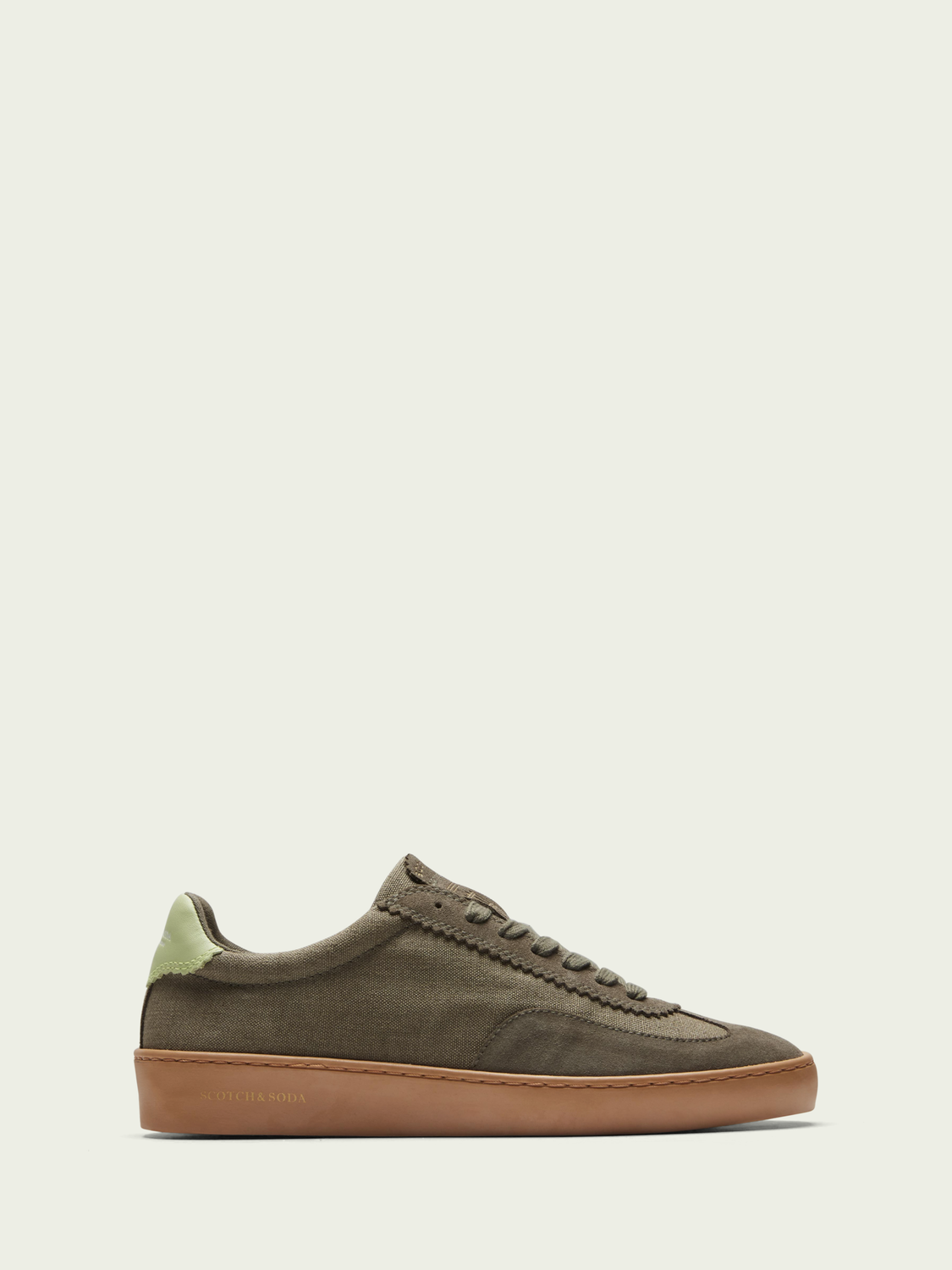 Men Plakka lace-up sneakers