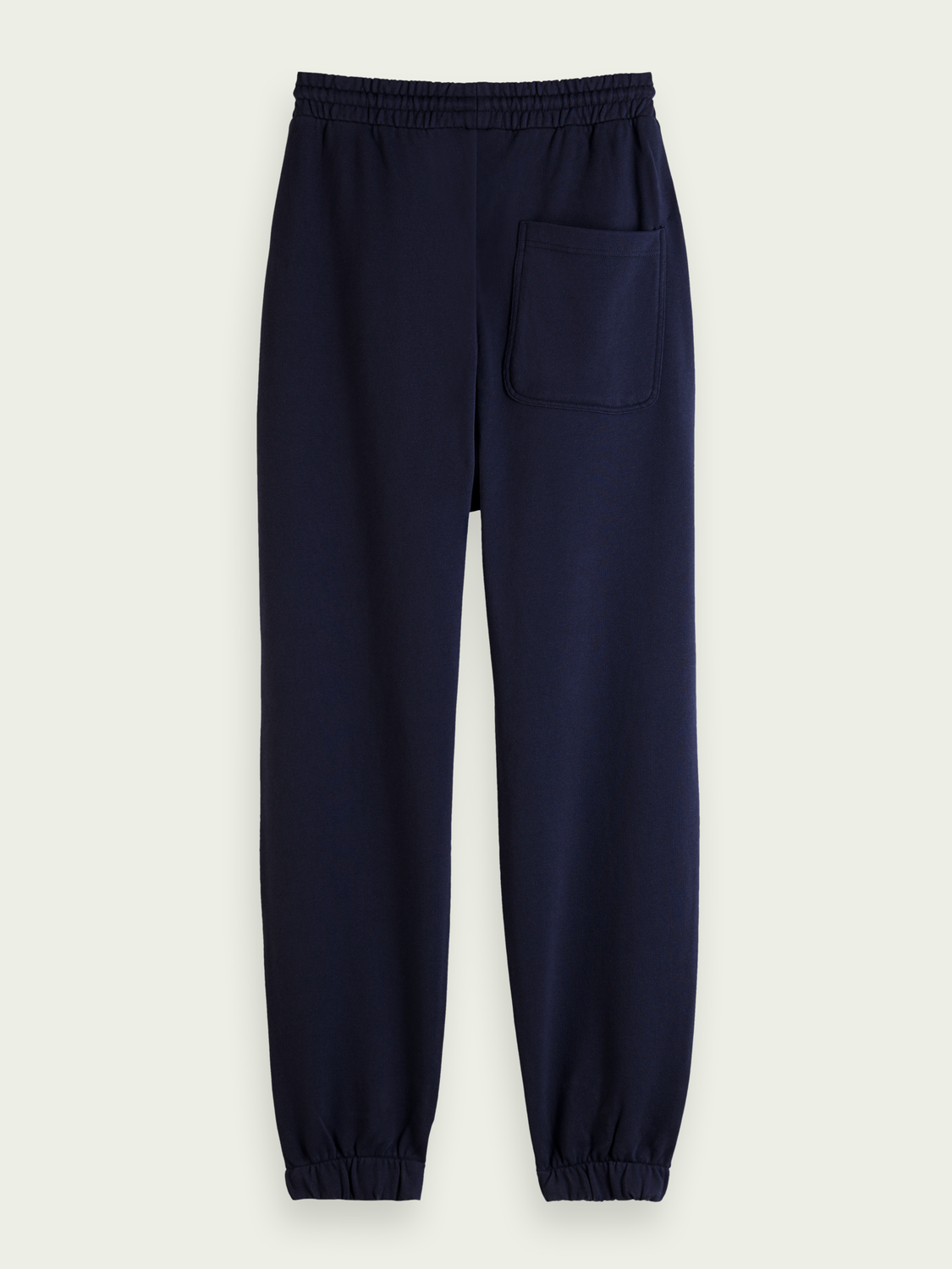 Men Regular fit organic cotton sweatpants
