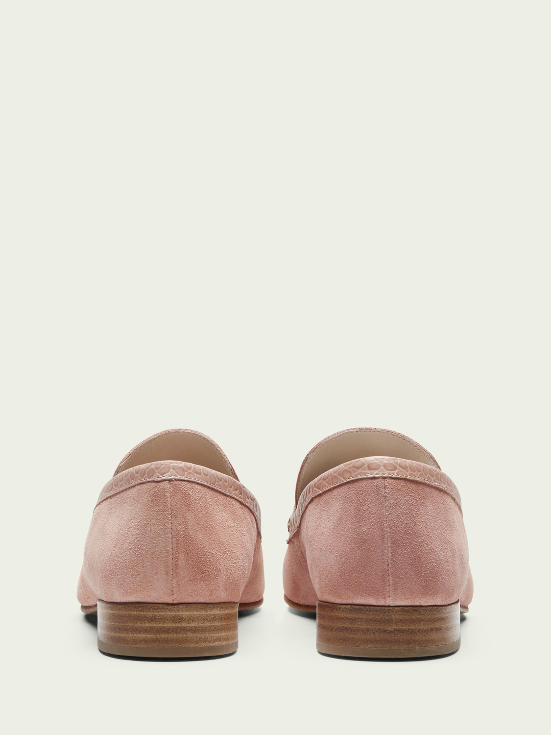 Women Blythe suede loafers