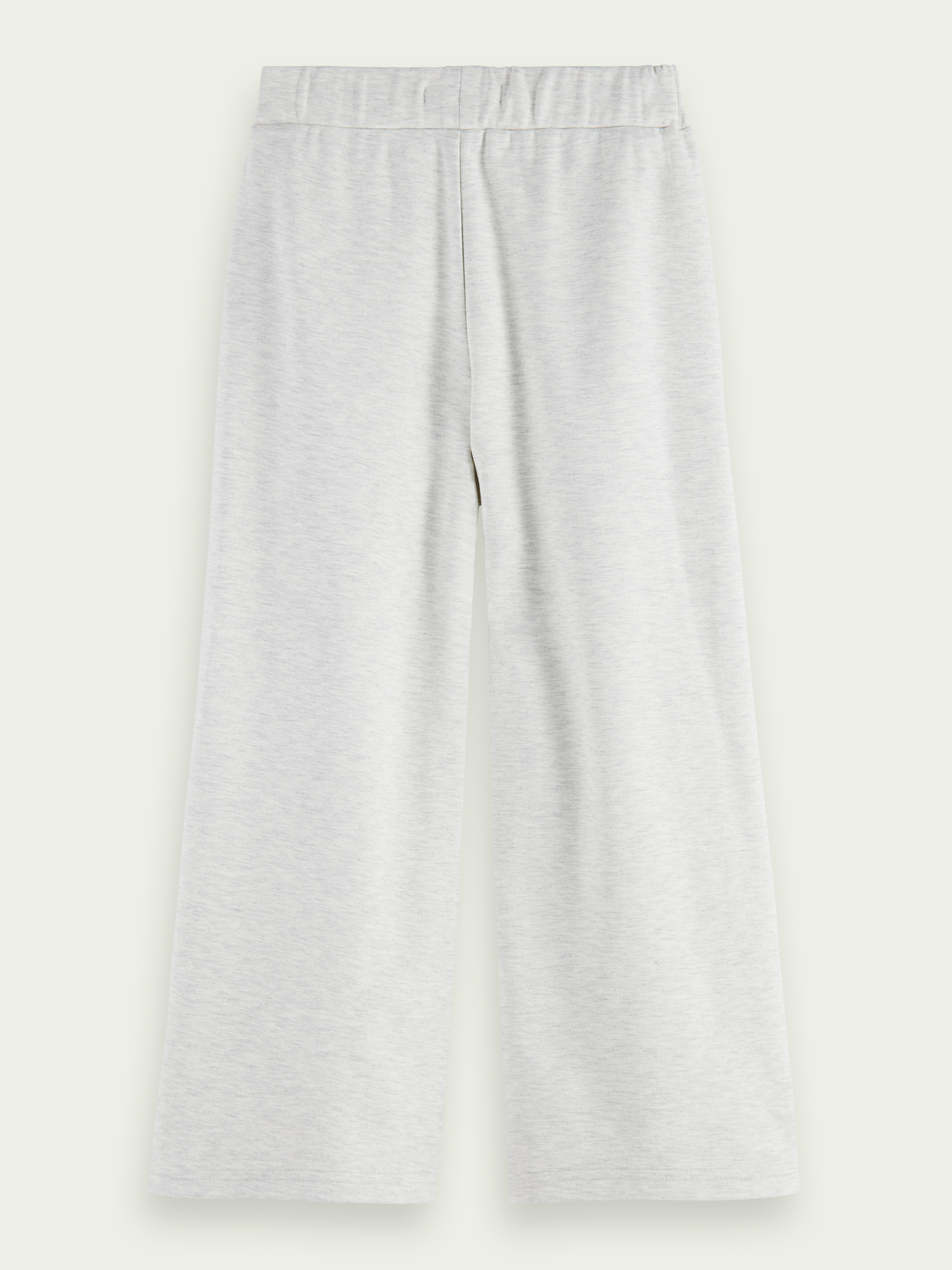 Kids Wide leg cropped sweatpants