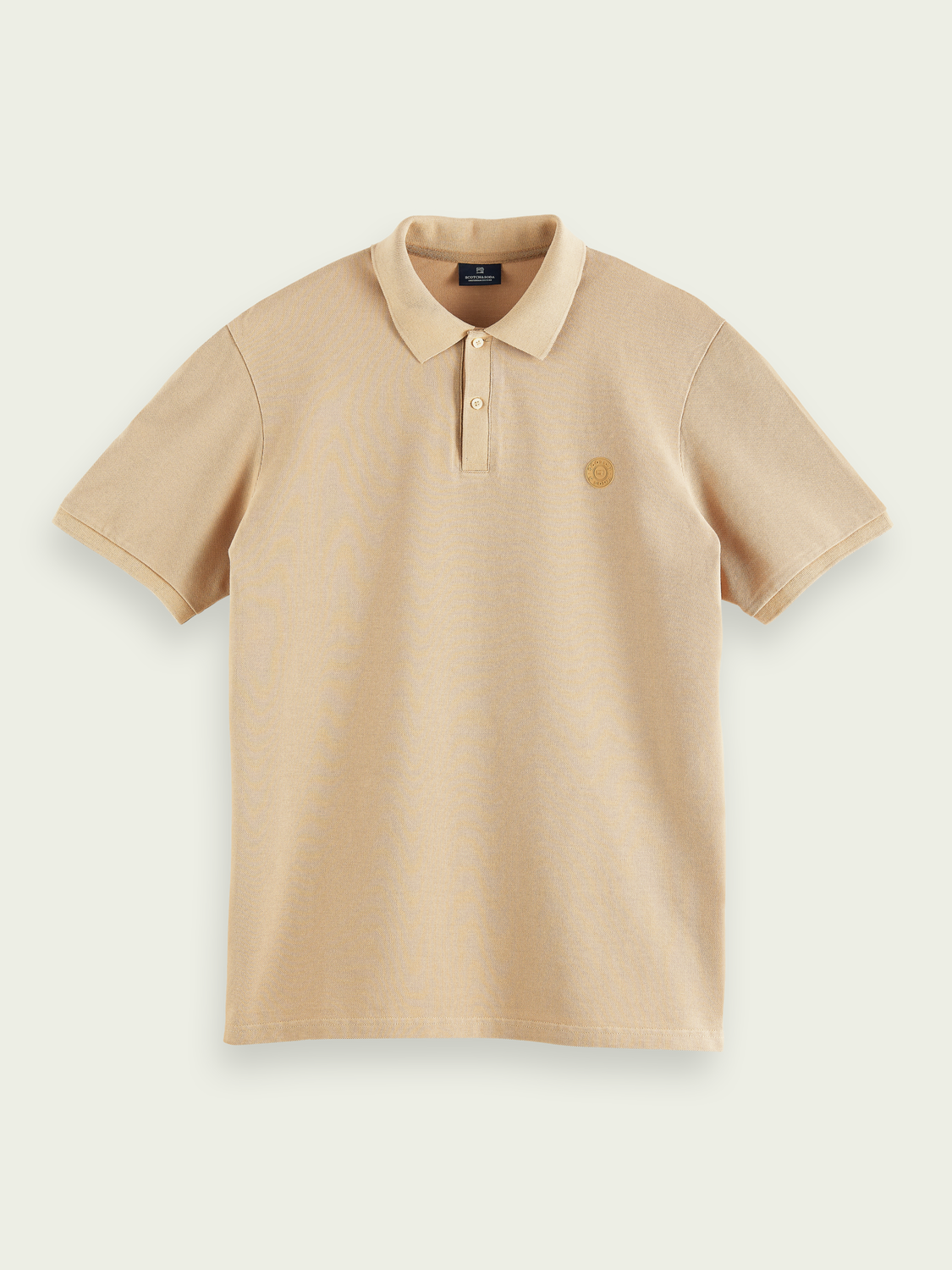 Men Cotton polo shirt
