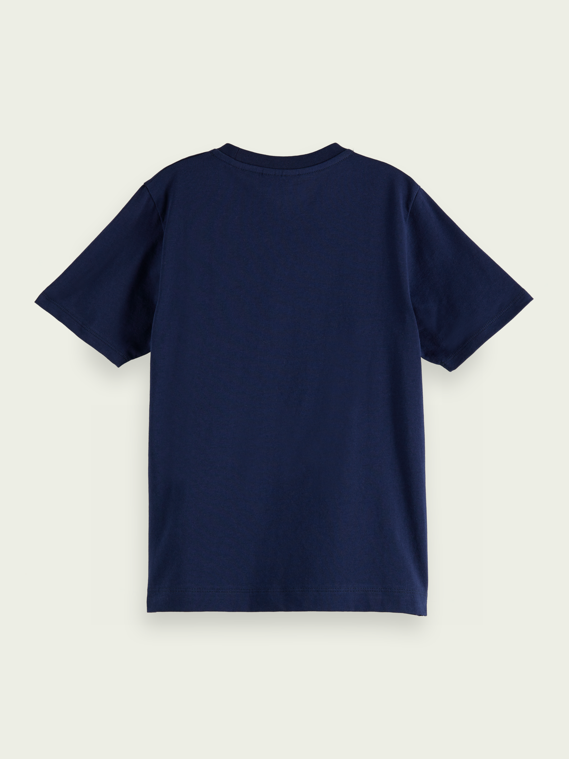 Kids Organic cotton pocket T-shirt