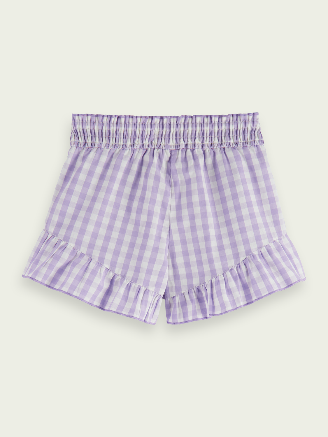 Kids Checked underwear twin set