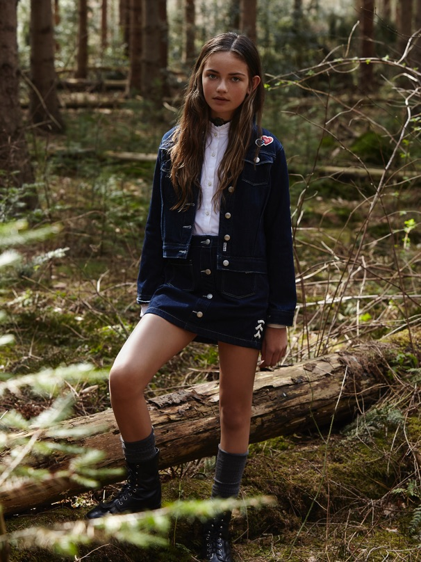 Amsterdams Blauw Spring-Summer collection girls