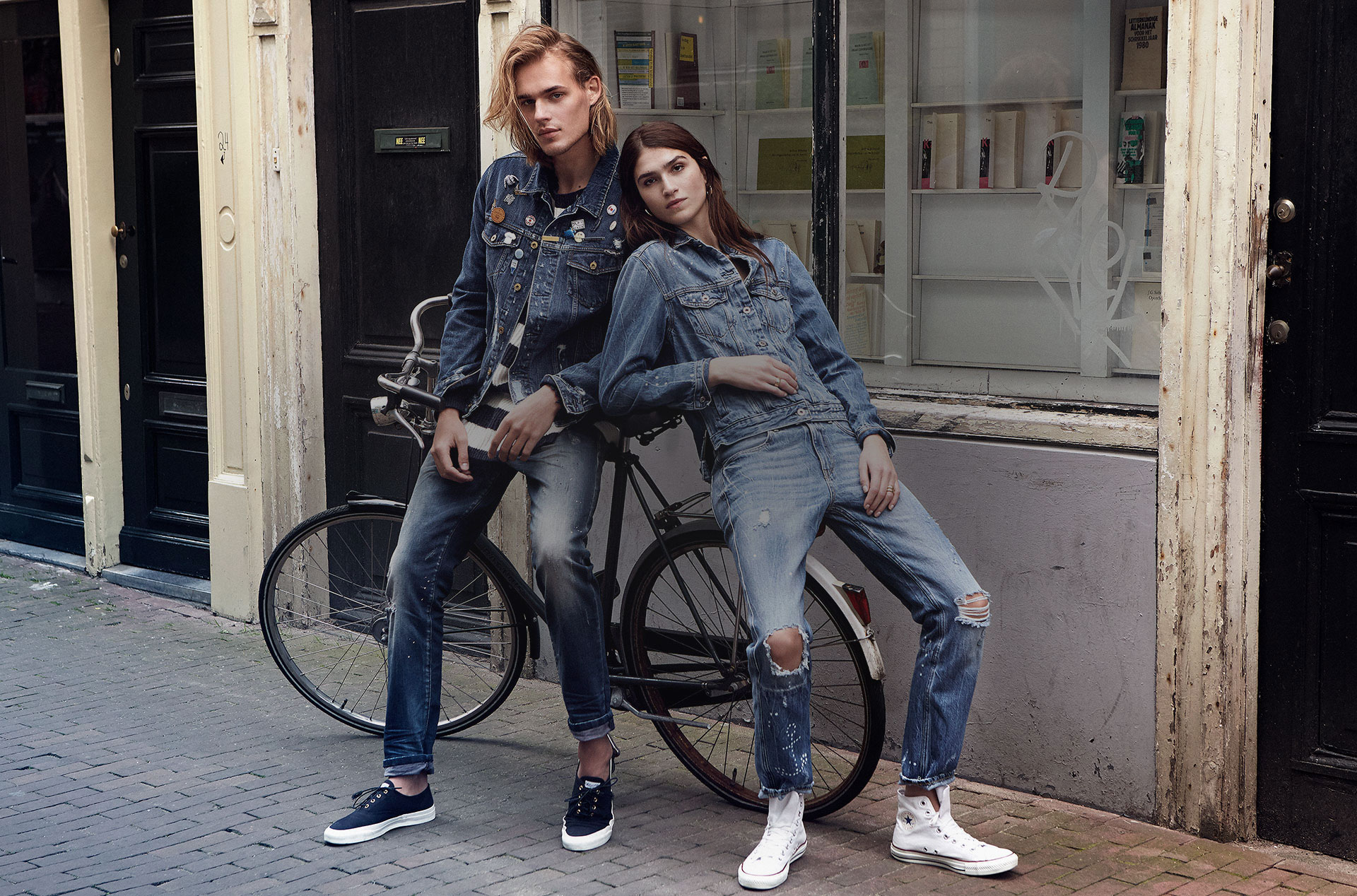 Amstrdams blauw spring summer 2018 collection women and men