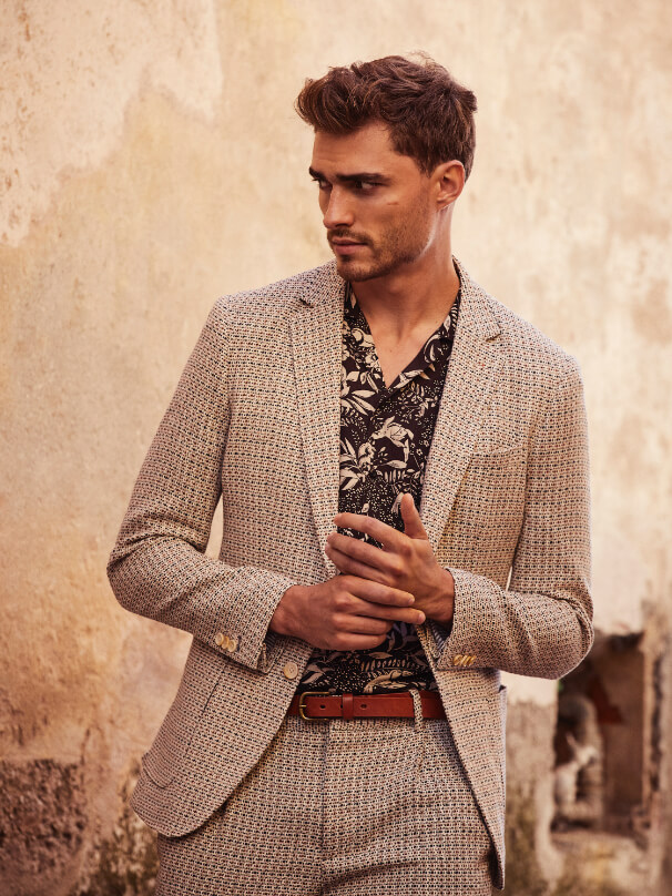 Raffia Town collection 2019 men