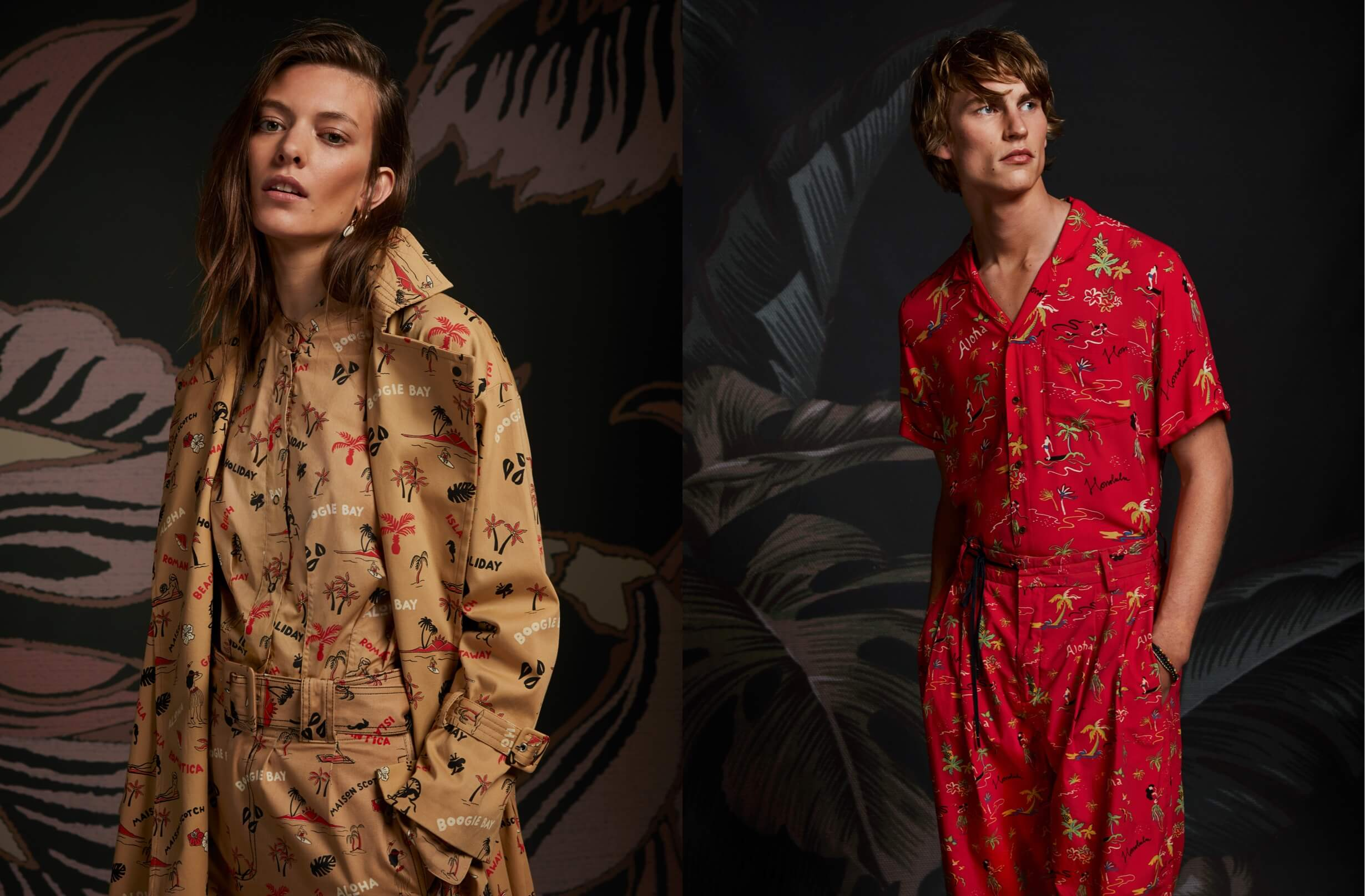 Bamboo Beach collection 2019 women and men