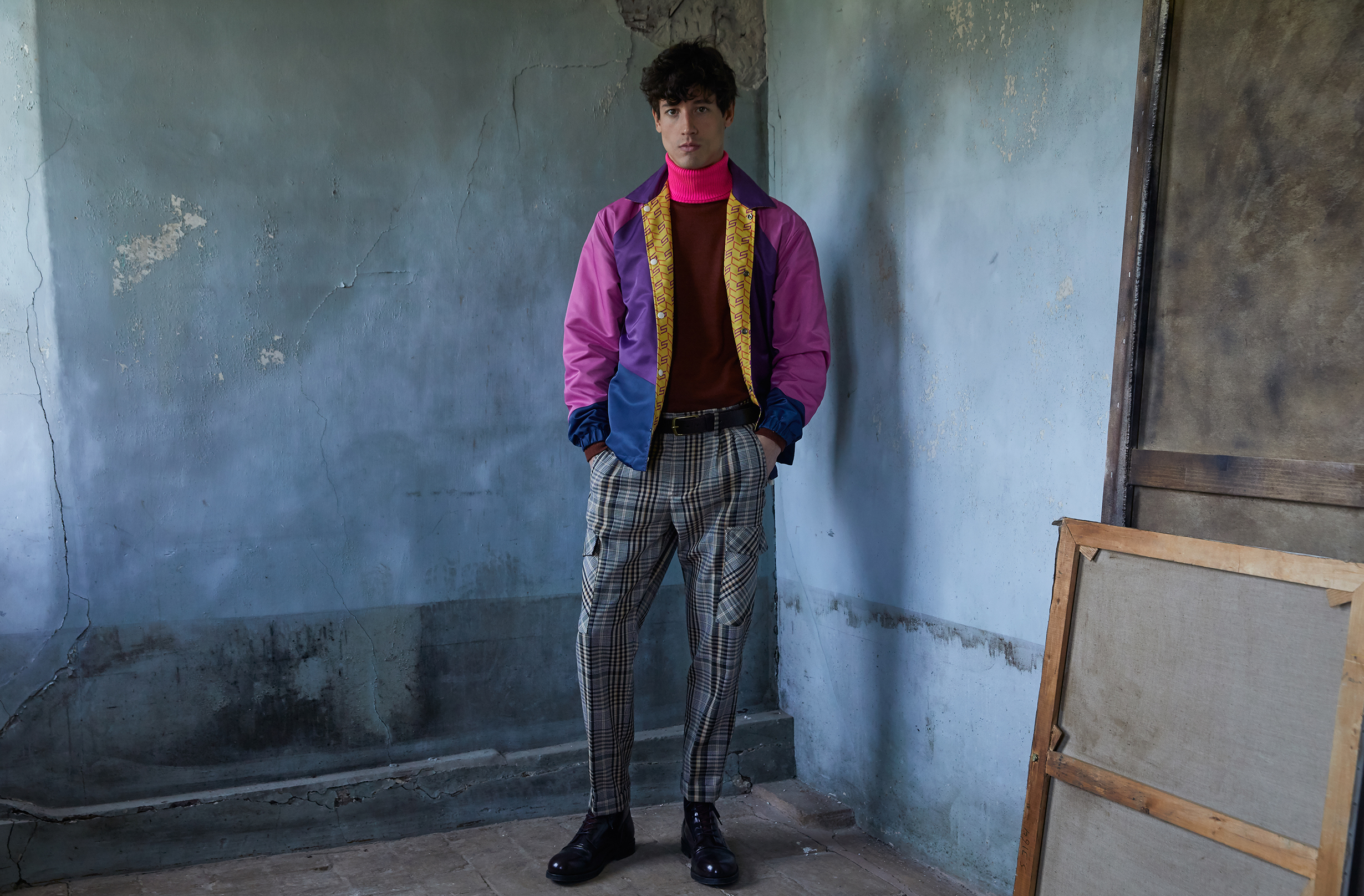 FW19 launch men