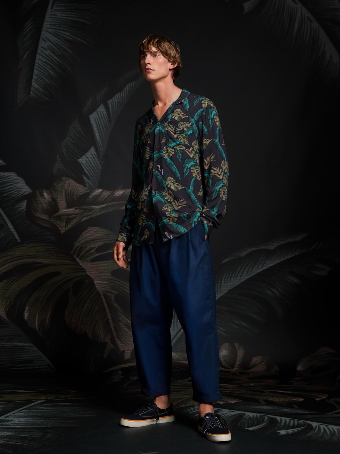 Bamboo Beach collection 2019 men