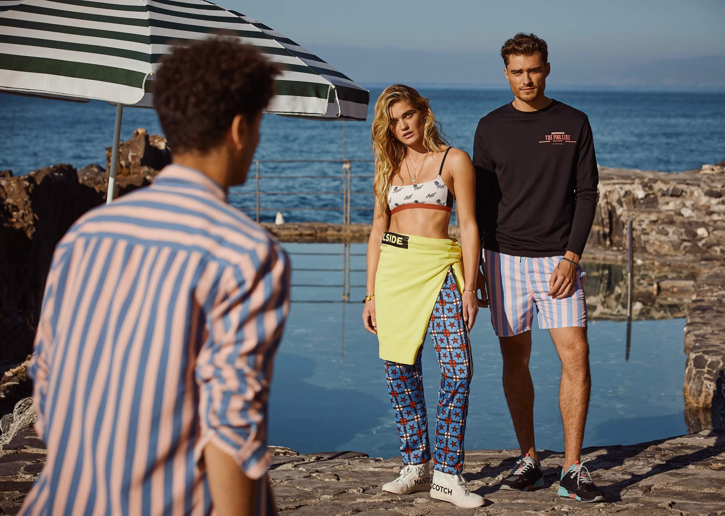 Poolside collection 2019 women and men