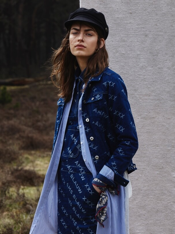 Amsterdams Blauw Spring-Summer collection women
