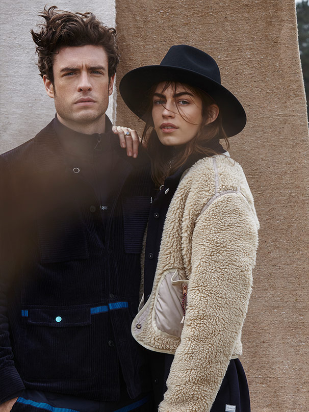 Amsterdams Blauw Spring-Summer collection women and men