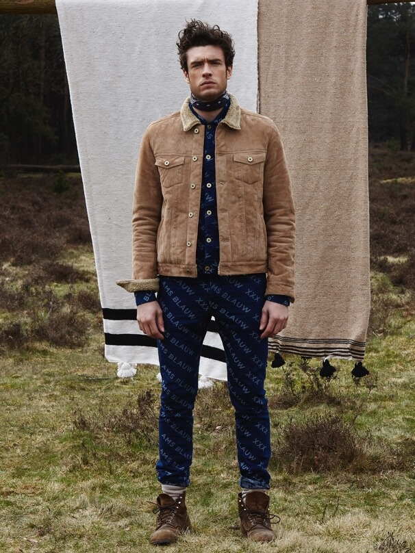Amsterdams Blauw Spring-Summer collection men