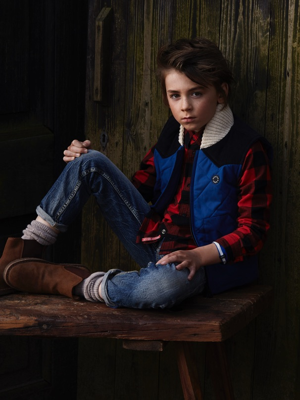 Amsterdams Blauw Spring-Summer collection boys