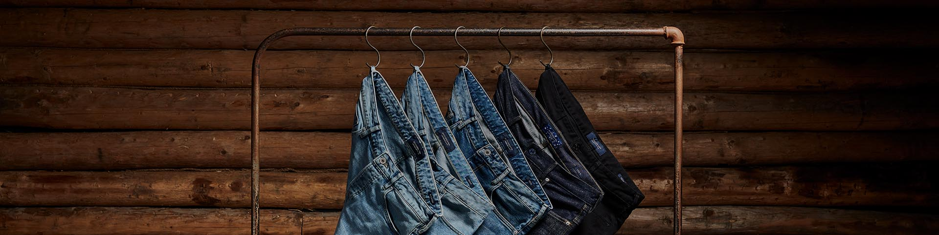 Hommes Jeans