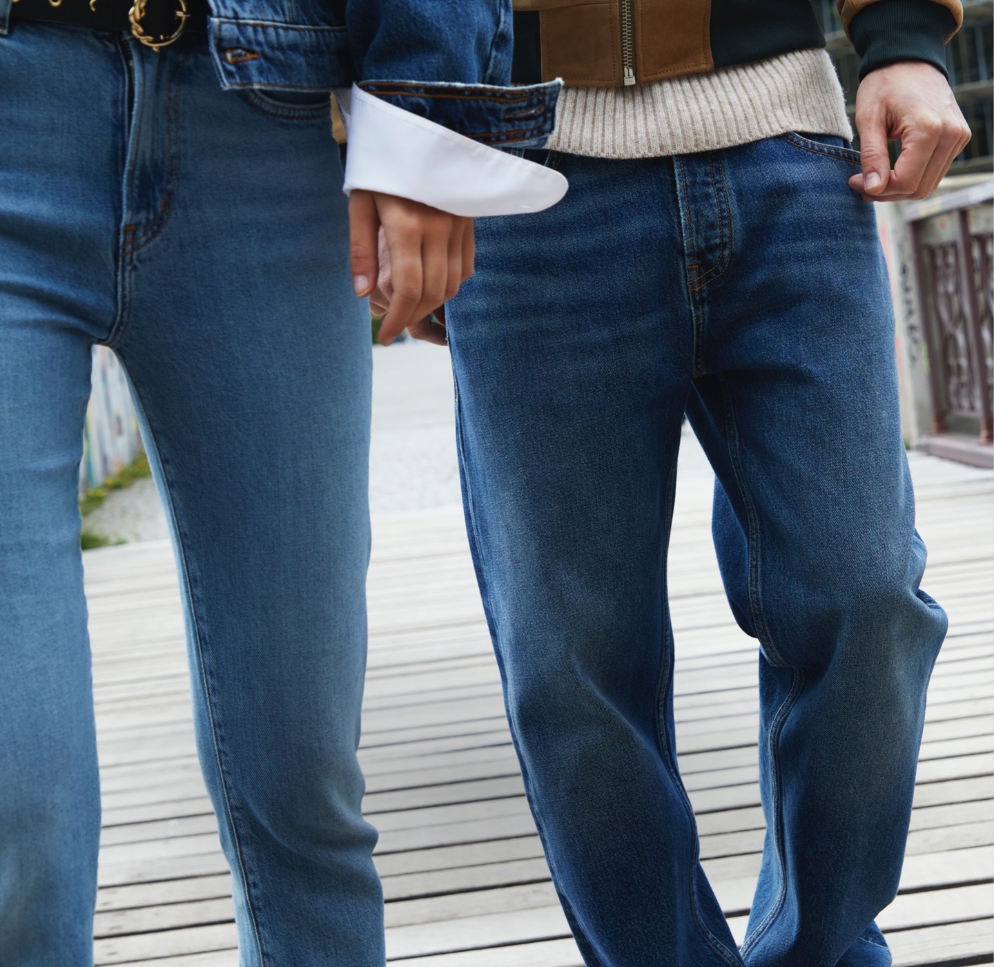 Jeans campaign adults 2021