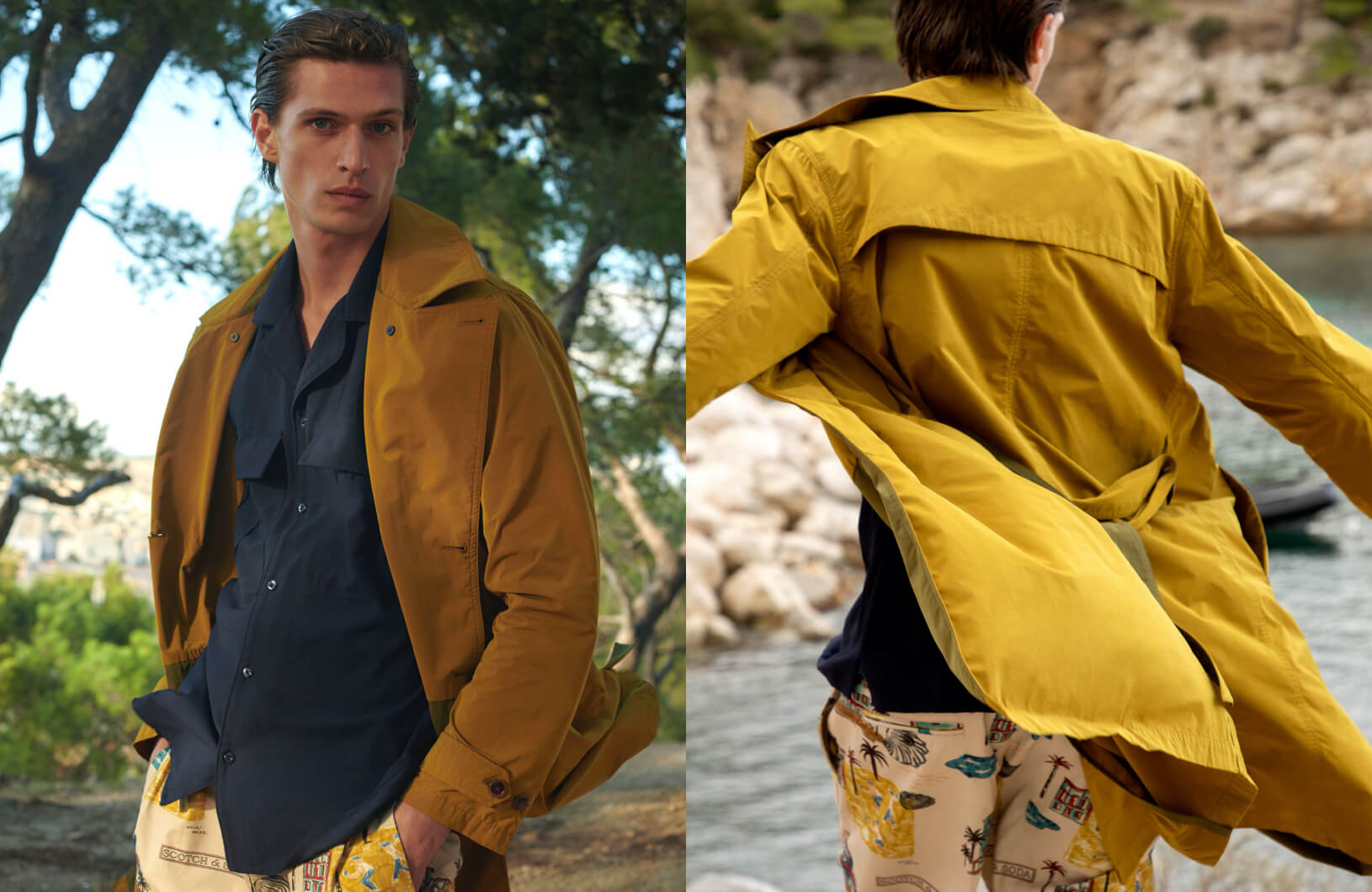 New in summer campaign men 2021