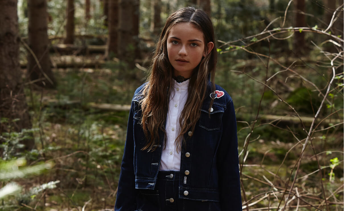 Amsterdams Blauw collection 2019 girls