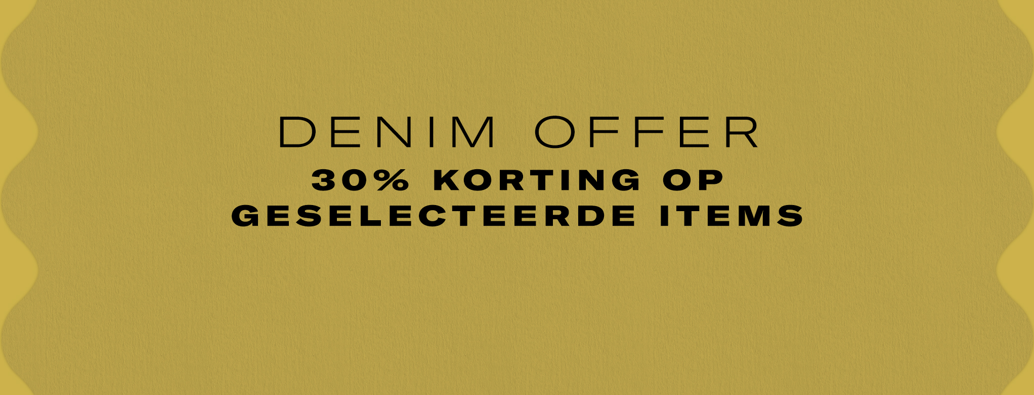 Denim Offer Girls NL