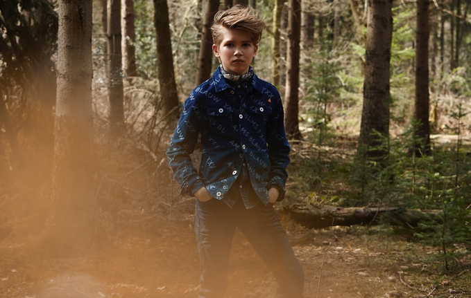 Amsterdams Blauw collection boys