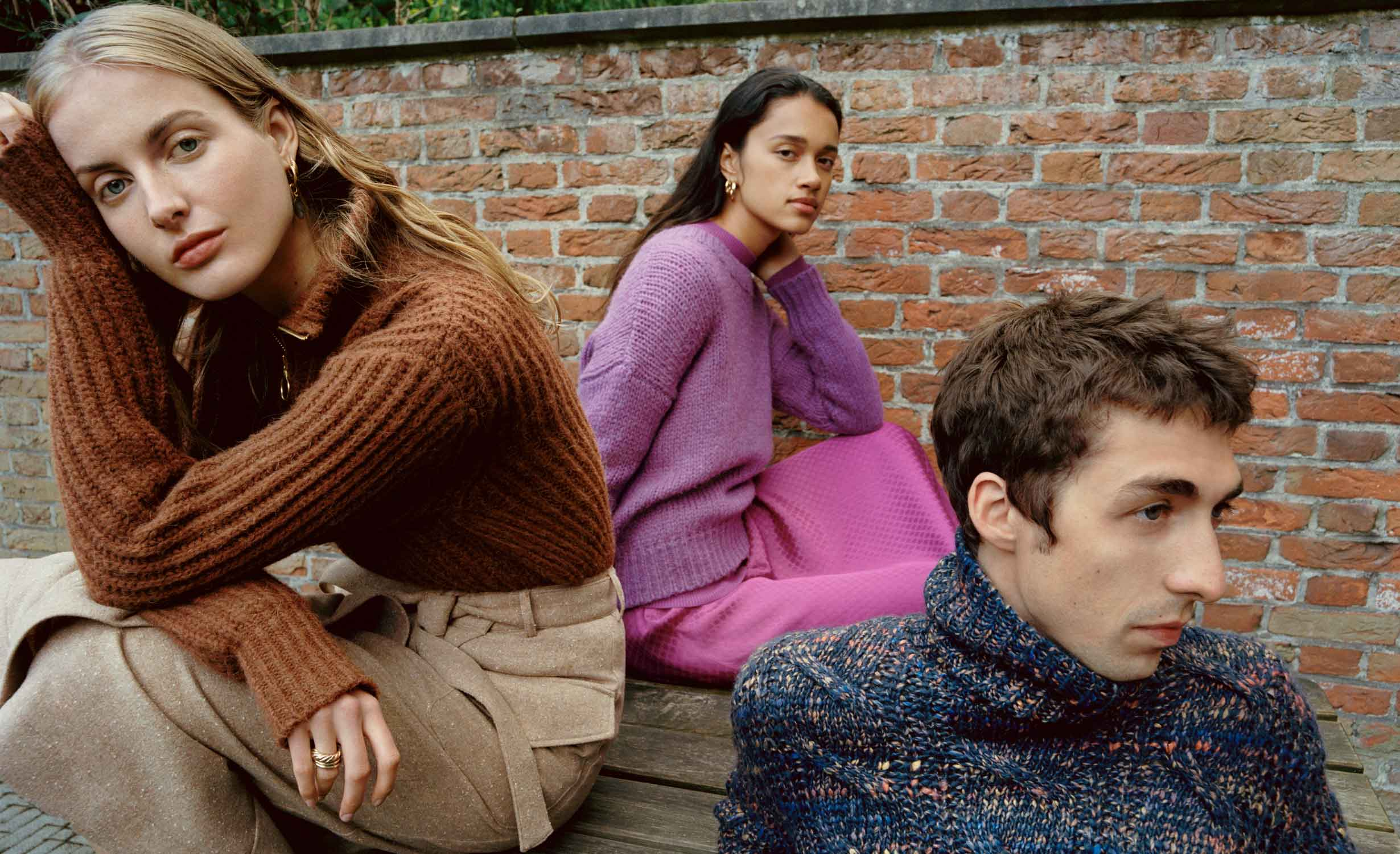 Knitwear adults