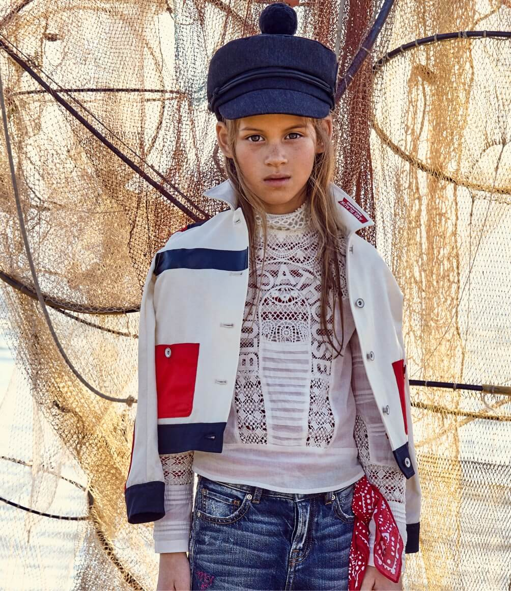 Pre Fall collection for girls