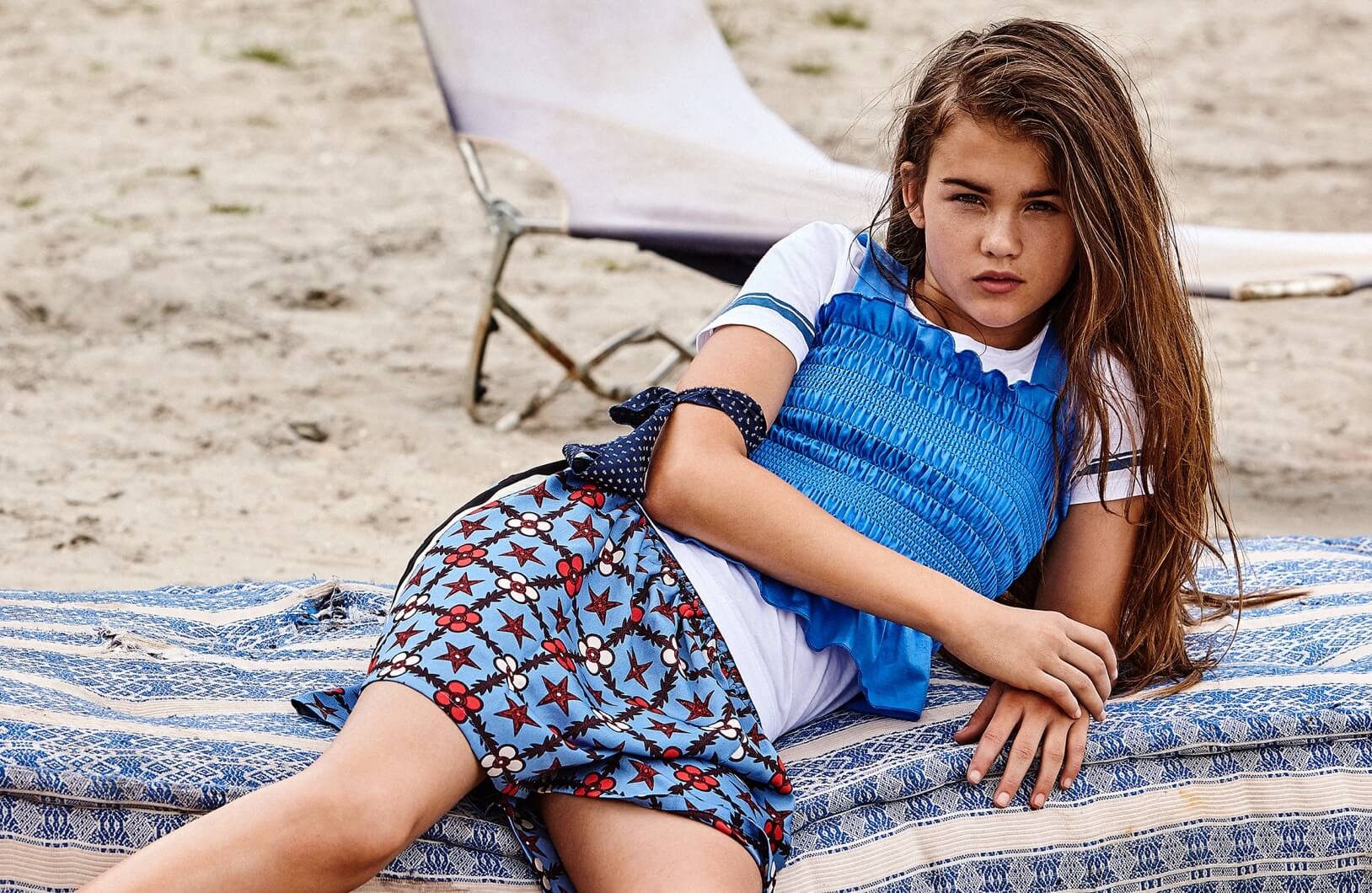 Poolside collection 2019 for girls
