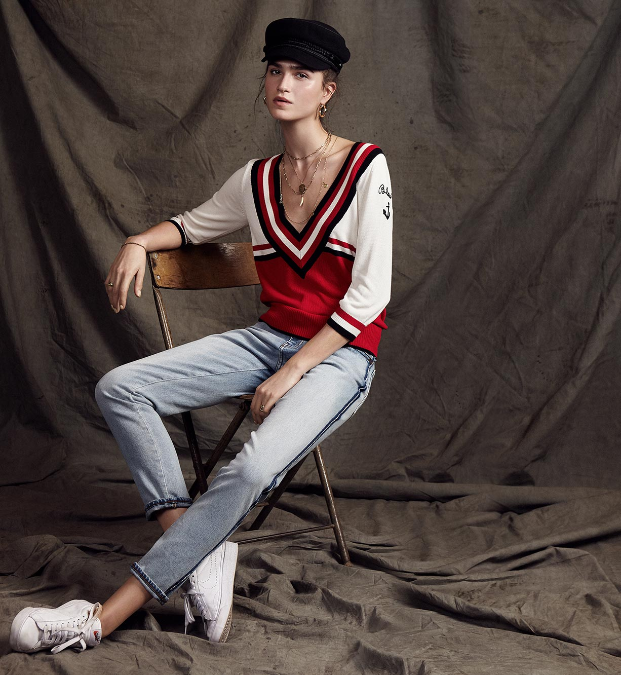 Amsterdams blauw Spring summer collection 2018 women