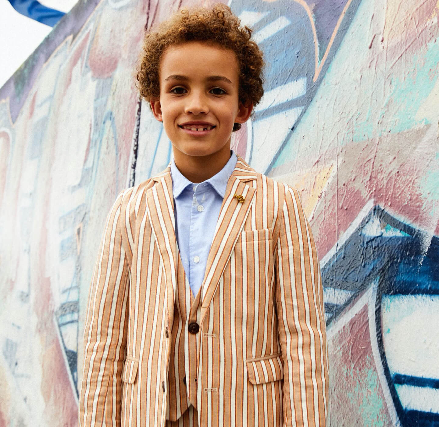 Occasion wear kids campaign 2021