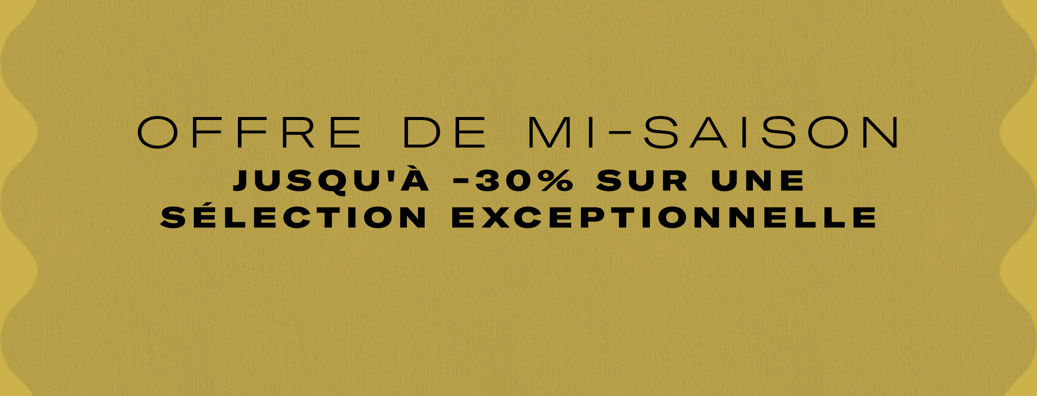Mid season sale France
