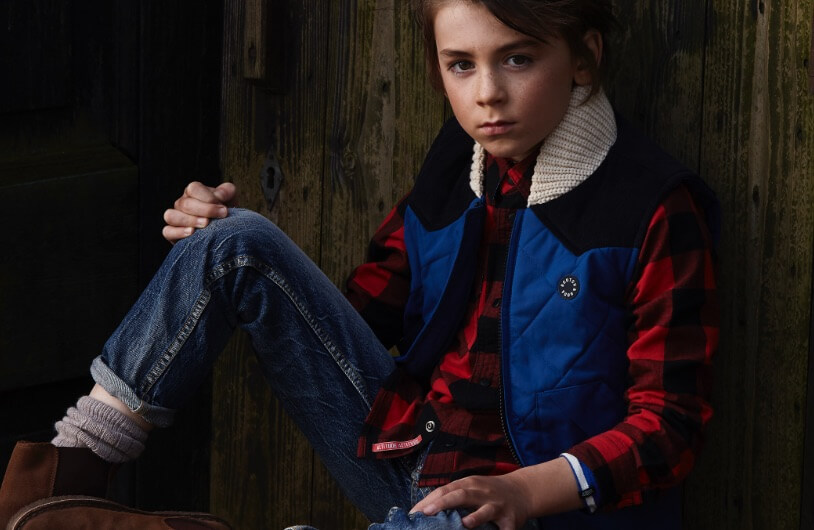 Amsterdams Blauw collection 2018 boys