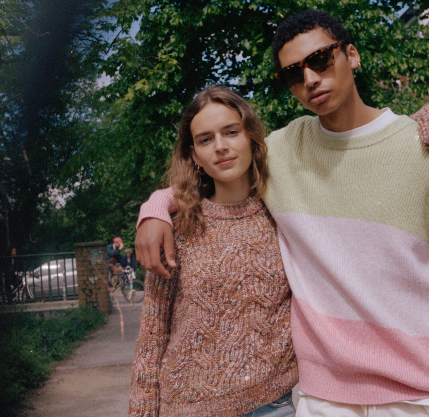 Knitwear campaign adults 2021
