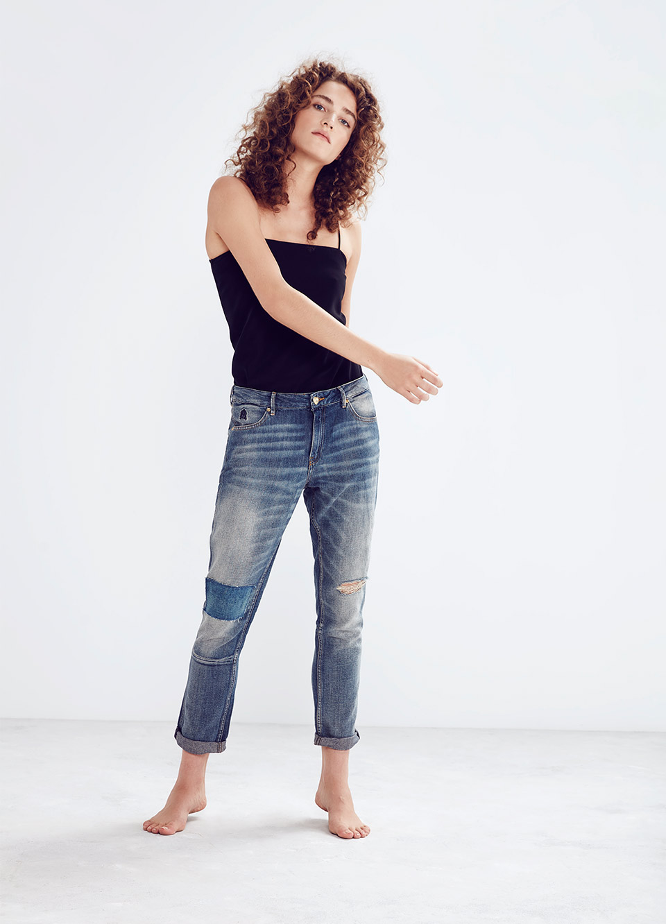 women denim fit guide